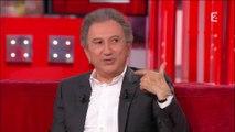 Vincent Lagaf' évoque la sérieuse chute de Gérard Vivès