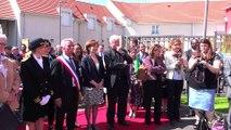 andeville inauguration de l'ile aux enfants