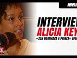 Interview Alicia Keys x Mrik : Son hommage à Prince #Part4 [Skyrock]