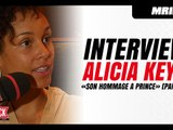 Interview Alicia Keys x Mrik : Son hommage à Prince #Part4 [Skyrock]
