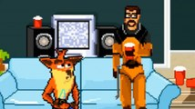 Dorkly Bits: Crashing the Silent Protagonist Party