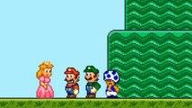 Dorkly Bits: Mario 2 Perverts