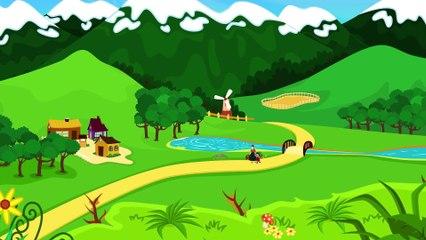 Heidi - dessin animé en français - conte pour enfants avec les P'tits z'Amis