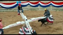 The Ridiculous Jackass Crew Play A Fun Round Of Toro Totter