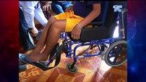 Gobernación entregó ayuda a familia de joven atropellada por bus de la metrovía