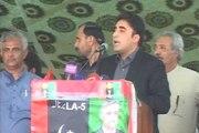 Chairman PPP Bilawal Bhutto Zardari's speech on 63rd birth anniversary of Shaheed Mohtarma Benazir Bhutto at Bhimber AJK