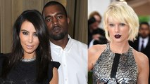 Kim Kardashian Defends Kanye West Over Taylor Swift Lyric: 'She Totally Knew That Was Coming'