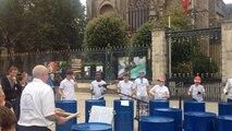 Fête de la musique : la batterie Michel Hamayon