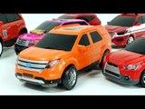 Carbot Tobot Miniforce X-Formers Transfomation Robot SUV Car Toys 헬로카봇 또봇 미니특공대 엑스포머스 SUV 자동차  동영상