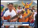 Indígenas fortalecen su cultura con el Inti Raymi