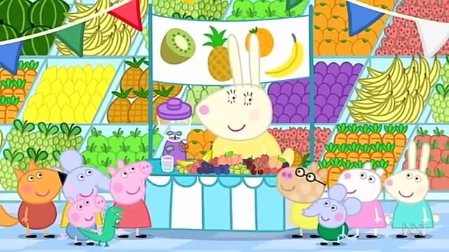 Peppa Pig - s4e45 - Fruit