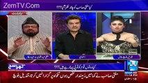 Apne Button Band Karo !! Mubashir Luqman to Qandeel Baloch i