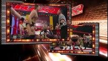 John Cena & Randy Orton battle the entire Raw roster  Raw, March 17, 2008