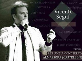 """Vicente Seguí """"Resumen Concierto Almassora"""" 24/5/16"""