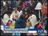 Indígenas fortalecen su cultura con el Inti Raymi de la frontera