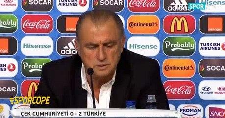 """Fatih Terim: """"TRT'nin sorularını cevaplamıyorum.''"""
