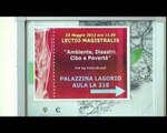 25 MAGGIO 2012, LECTIO MAGISTRALIS PROFESSOR FRANCO SICCARDI