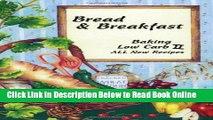 Download Bread   Breakfast Baking Low Carb II  Ebook Online