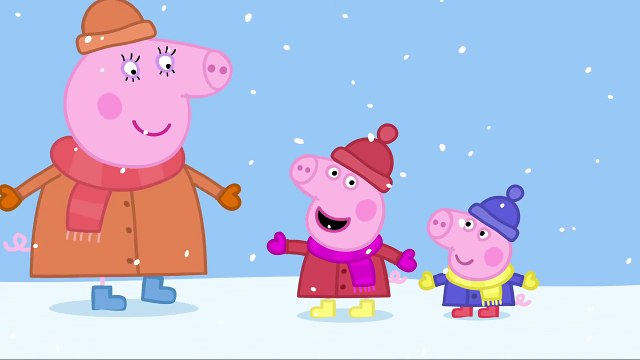 Peppa Pig Feliz Navidad