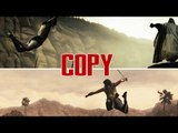 BAAHUBALI | Poster, Scenes & Dialogue Are Copied Of Hollywood Movie
