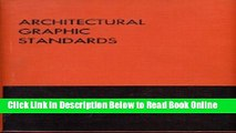 Download Architectural Graphic Standards, for Architects, Engineers, Decorators, Builders and