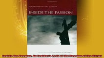 FREE PDF  Inside the Passion An Insiders Look at the Passion of the Christ  DOWNLOAD ONLINE