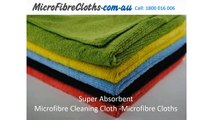 Super Absorbent Microfibre Cleaning Cloth -Microfibre Cloths