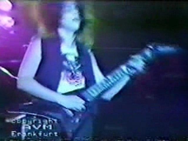 Metallica - Disposable Heroes - Live 1986