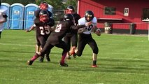 10-02-2014 – Middle School Corry Beavers 28 vs Northwestern Wildcats 22 Football Highlights