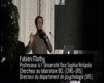 """""""Les mécanismes de l'oubli et les capacités de la Mémoire"""" par Pr Fabien Mathy"""