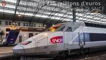 La facture salée des grèves pour la SNCF