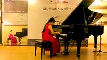 [CEG 25] Trương Thị Ngân Hà-French Suite No 3-Allemande,Menuet-Bach