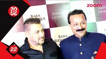 Salman Khan and Shahrukh Khan attend iftar party but Sanjay Dutt missing - Bollywood News #TMT