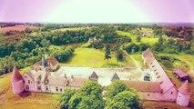Le château de la crête à Aude pour mariages, réceptions, séminaires. Images dronistes Auvergnats, apca-prod.
