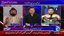 apne button band karo mubashir-luqman to qandeel-baloch-in a-live-show