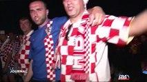 Euro 2016: la Croatie bat l'Espagne, un choc Italie-Espagne en huitième de finale