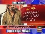Qawal Amjad Sabri shot dead in Karachi