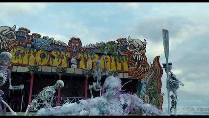 Miss Pérégrine et les Enfants Particuliers - Bande-annonce (Tim Burton)