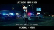 Bande-annonce de Jack Reacher : Never Go Back avec Tom Cruise