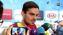 FCB Basket: Satoransky prèvia Madrid-FCB Lassa (4rt partit)