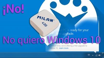 Cómo eliminar el botón de Windows 10