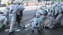 Felipe Massa égale le record du monde d'arrêt au stand en F1