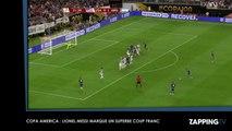 Copa America : L'incroyable coup franc de Lionel Messi qui bat un nouveau record (Vidéo)