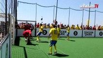 Euro 2016 : les Suédois pulvérisent les Belges dans le match des supporteurs