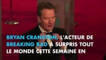 L'acteur de Breaking Bad, Bryan Cranston va devenir le mentor des Power Rangers