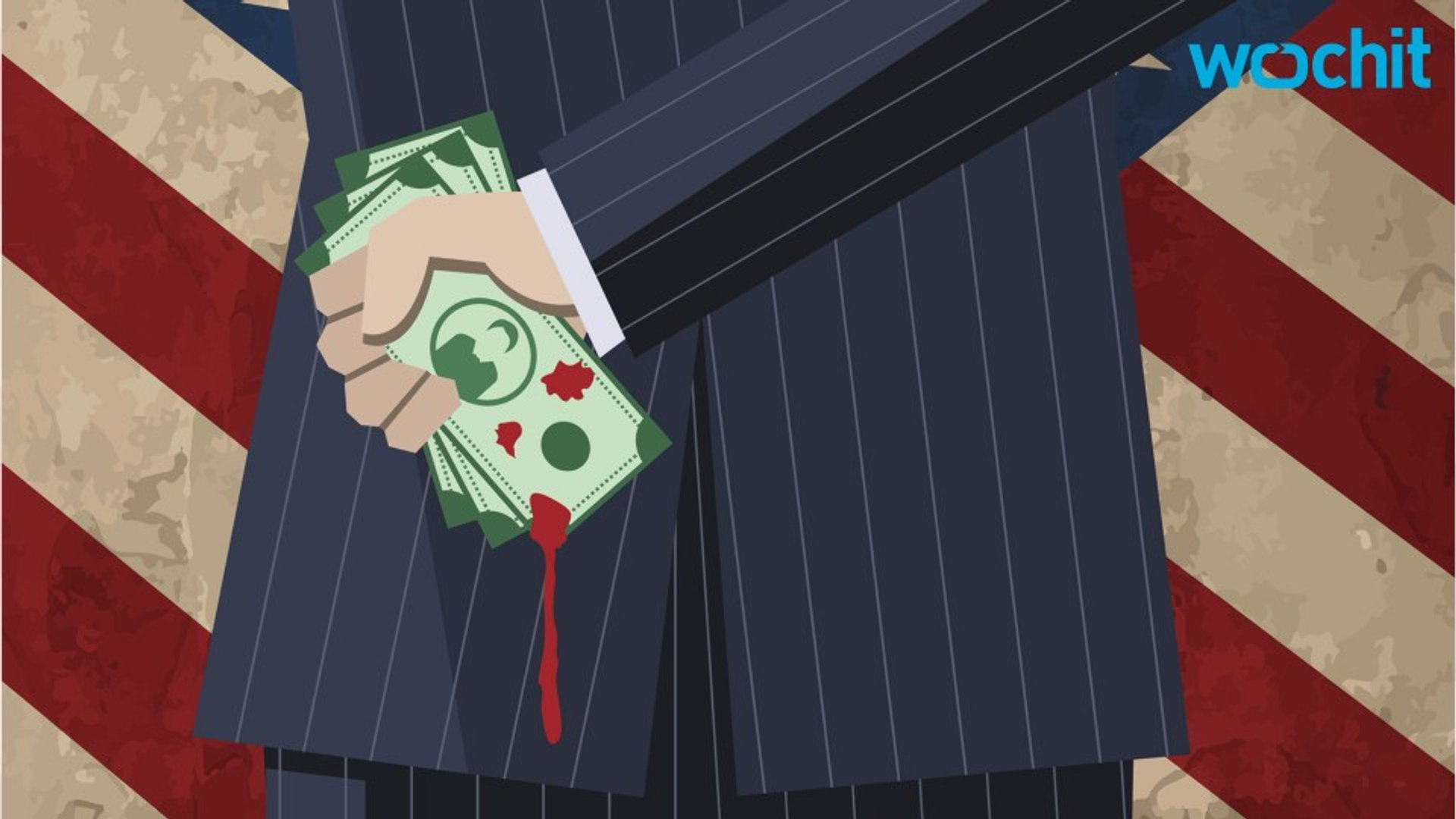 Trump Spends Money On Trump