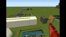 [TUTO REDSTONE]Comment construire un canon a flèches dans Minecraft?(pluie de flèches)