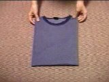 Pliage Tee-Shirt Pratique