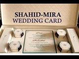 Exclusive: Shahid Kapoor & Mira Rajput's Wedding Card LEAKED!