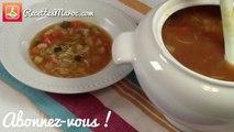 Soupe aux Légumes Variés - Comforting Vegetable Soup - شوربة بالخضر سهلة ولذيذة